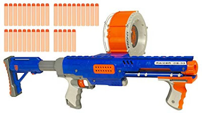 Súng Nerf Raider Rapid Fire CS-35