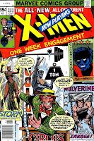 X-men v1 #111 marvel comic book cover art by John Byrne