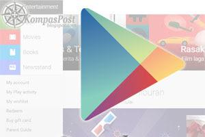Update Google Play Versi Terbaru Dengan Fitur Delta