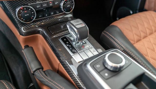 ブラバスがベンツの先代「Gクラス」を700馬力にカスタムした「700 4x4² Final Edition」を限定発売。