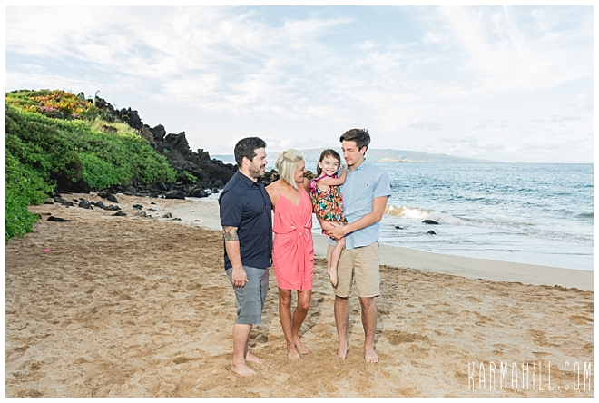 Maui Family Portrait Photographer