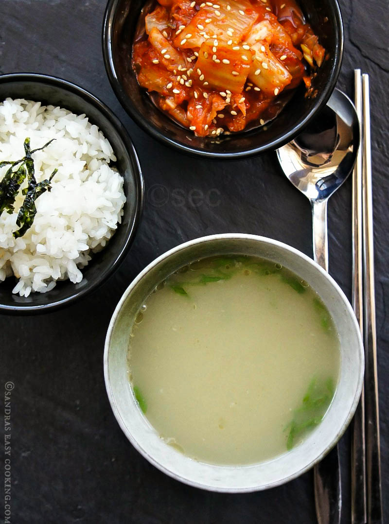 Korean Oxtail Soup | Kkori Gomtang | sandraseasycooking.com
