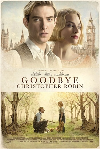 Goodbye Christopher Robin 2017 English 720p BRRip 999MB ESubs