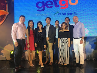 getgo cebu pacific digital marketer award recipient