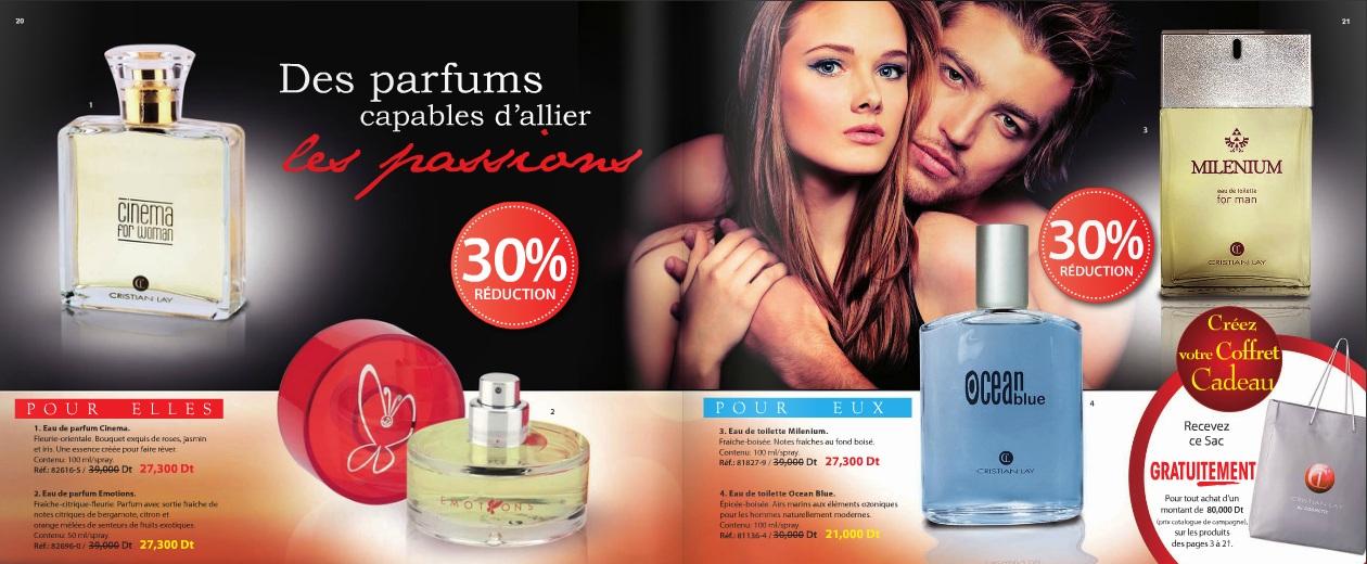 Nouveau Catalogue Promotion Cristian Lay Tunisie