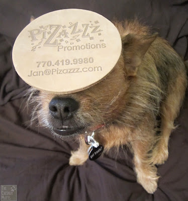 Jada and Pizazzz Promotions coaster