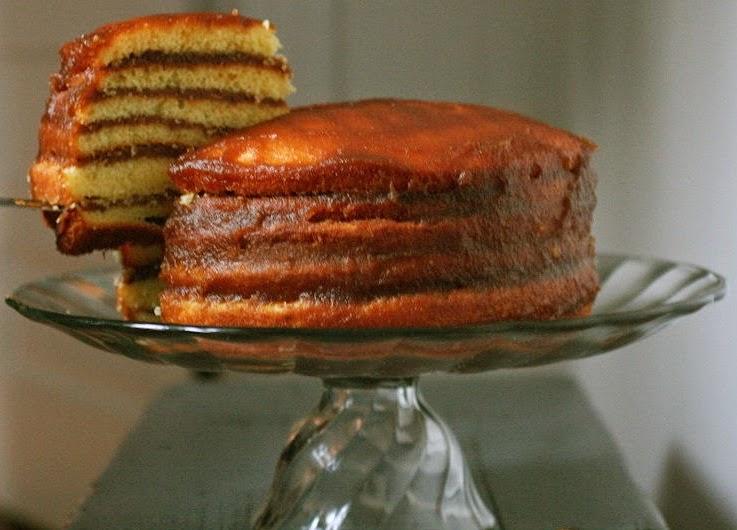 Kentucky Apple Stack Cake Recipe