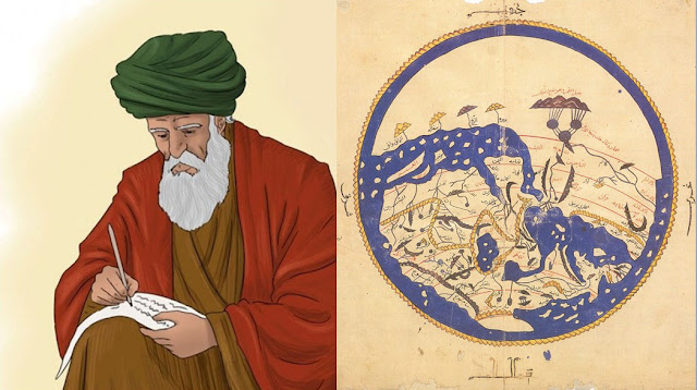 Daftar Ilmuwan Muslim Sebagai Ahli Geografi dan Sains Bumi