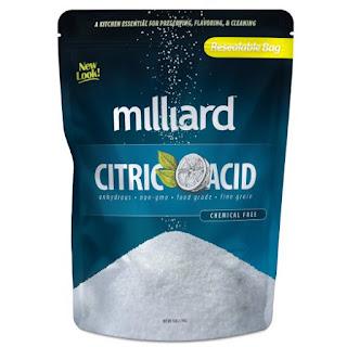 citric acid 5 pounds