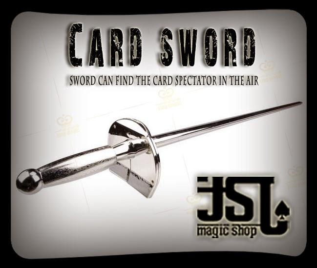 TOKO SULAP JOGJA CARD SWORD