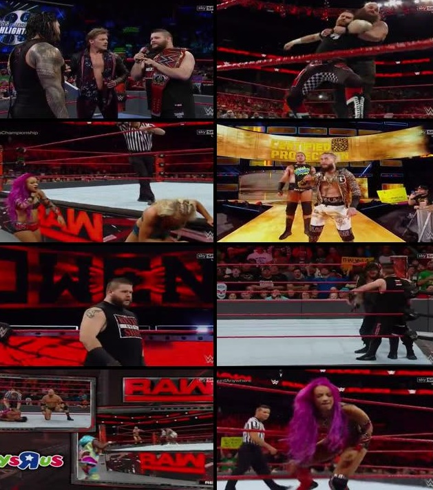 WWE Monday Night Raw 28 November 2016 HDTV 480p