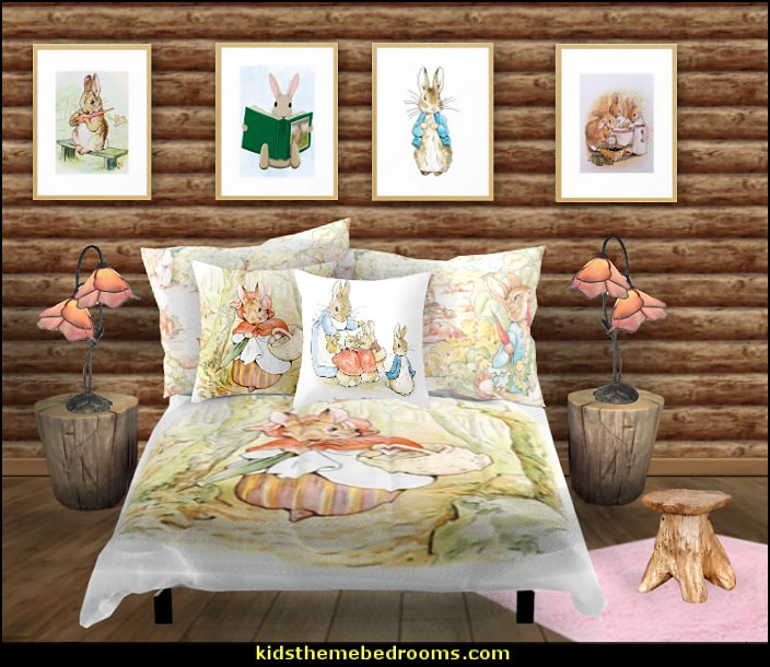 Maries Manor Baby Bedrooms: Maries Manor: Peter Rabbit