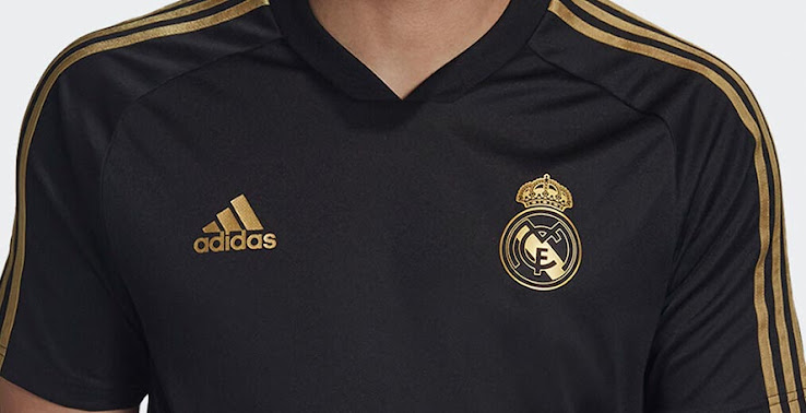 quality design 52f02 c7b2a Classy Real Madrid 19-20 Training Kit Released - Footy Headlines