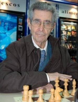 Javier Rodríguez Ibrán, Liga Madrileña de Ajedrez