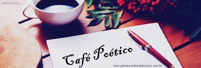 Café Poético: Luciana Ravaglia e Ildo Silva