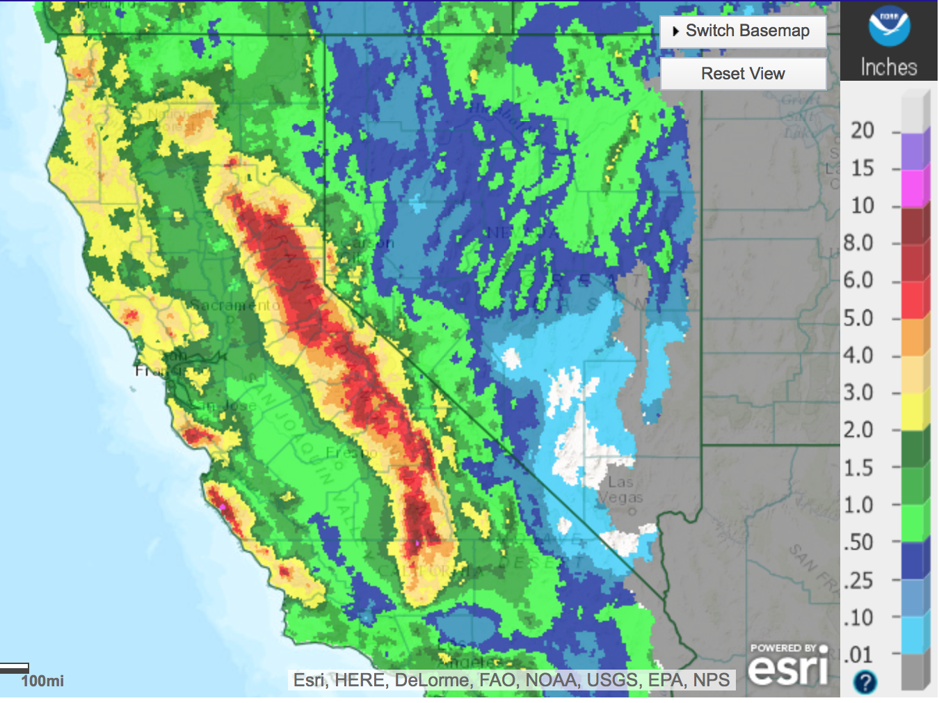 Map Of California Flooding.Mse Creative Consulting Blog California Flooding Update