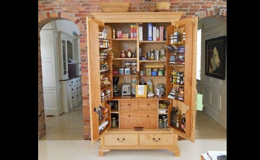 Kitchen Pantry Cabinet: Best Ideas for Kitchen Organization