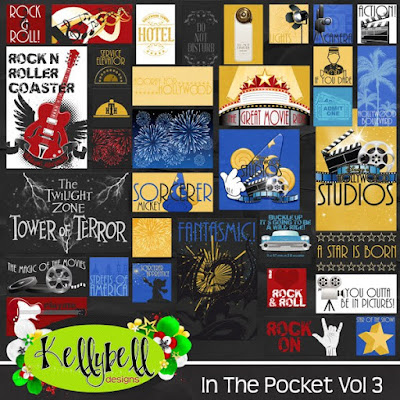 In The Pocket Vol 3