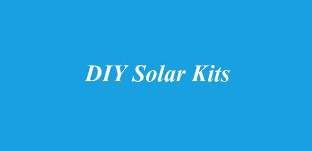 DIY Solar Kits