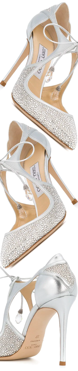 JIMMY CHOO Vanessa 100 Pumps