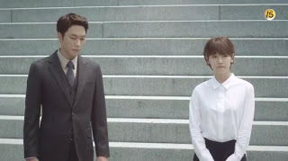 Sinopsis Cinderella and Four Knights Episode 6