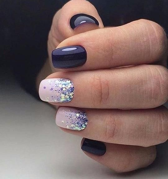 winter nail trends 2017