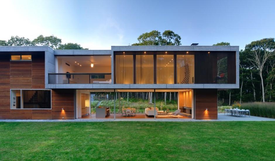Arquitectura Arquidea Casa Minimalista Pryor Por Bates Masi - Viviendas-minimalistas