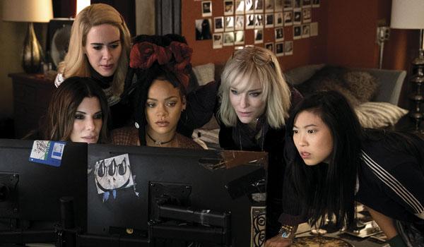 Oito Mulheres e um Segredo - filme