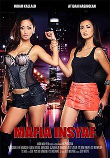 Poster Film Mafia Insyaf (2010)