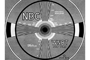 WNBT test pattern 2 May 1941 worldwartwo.filminspector.com