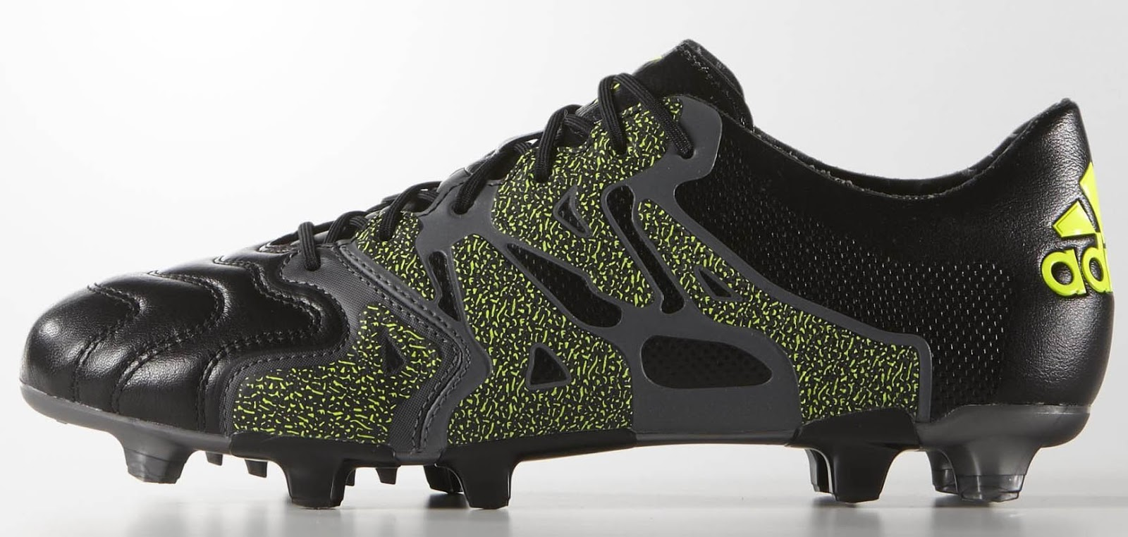 Discount Black Adidas X Leather 2015-2016 Boots Released 970387cee8e99
