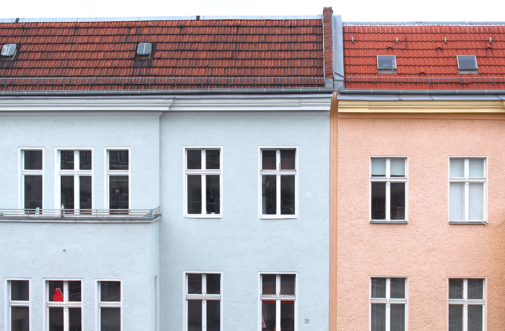 View from Ellington Hotel, Berlin - travel & lifestyle blog