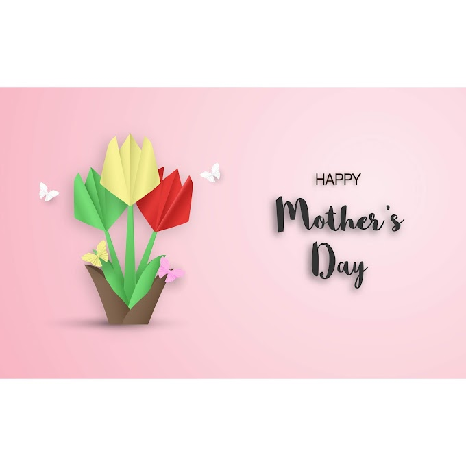 Mother Day Template design for happy mother's day. free Vector illustration download by vectorkh