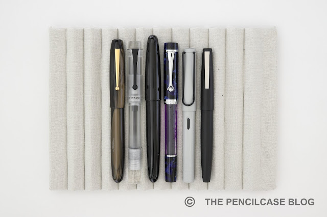 Review: Wancher Crystal fountain pen