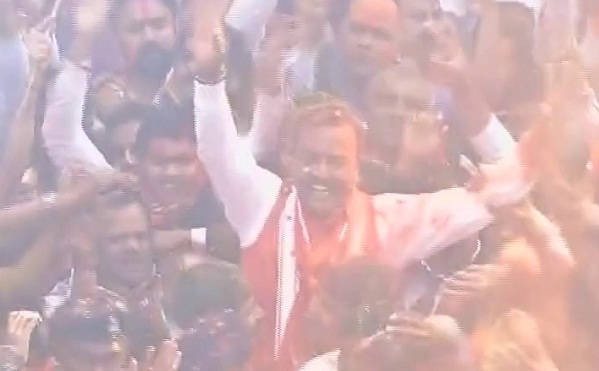 UP, Uttar Pradesh, Election 2017, UP Election, Bhartiya Janta Party, NJP, Keshav Prasad Maurya, Narendra Modi