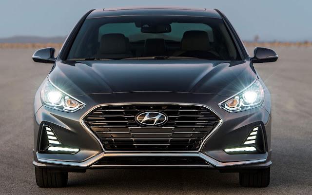 novo Hyundai Sonata 2018