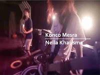 Lirik dan Terjemahan Lagu Konco Mesra - Nella Kharisma