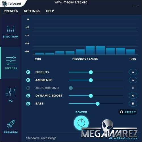 FxSound Enhancer Premium imagenes