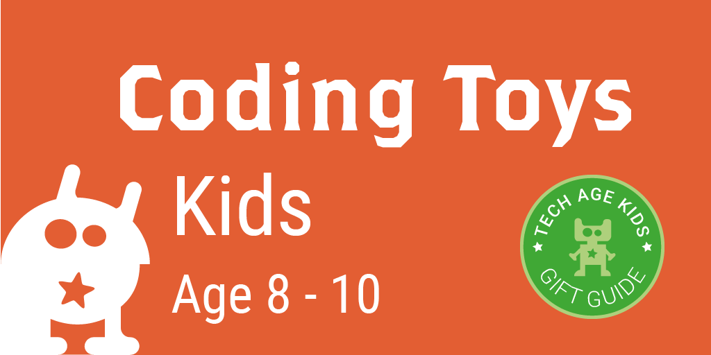 Toys For Kids 8 10 : Top coding toys and gifts for kids aged expert picks