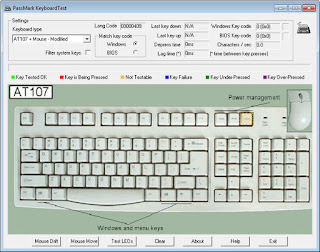 PassMark KeyboardTest 3.2.1001 Full Serial