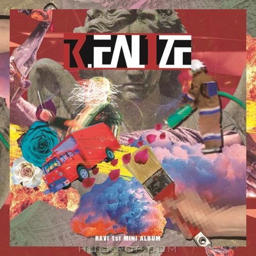 RAVI (VIXX) – RAVI 1st MINI ALBUM [R.EAL1ZE] (ITUNES PLUS AAC M4A)
