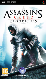 Assassin's Creed Bloodlines ISO/CSO PPSSPP