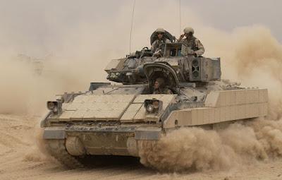 Una solució per fer mes lleugers els vehicles de pes pesat de combat.