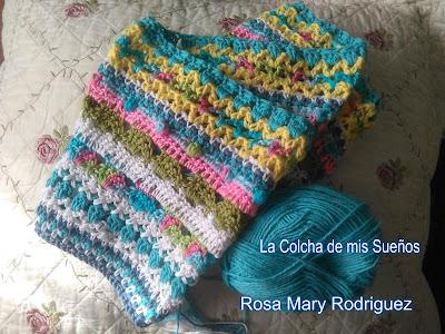 imagen la colcha de mis sueños rosa mary ahuyama crochet