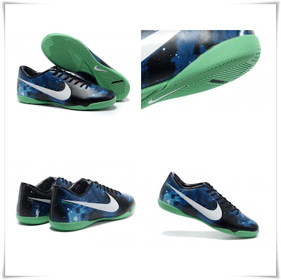 Nike Mercurial Vapor X Galaxy (Replika Italy) ~ Distro Futsal