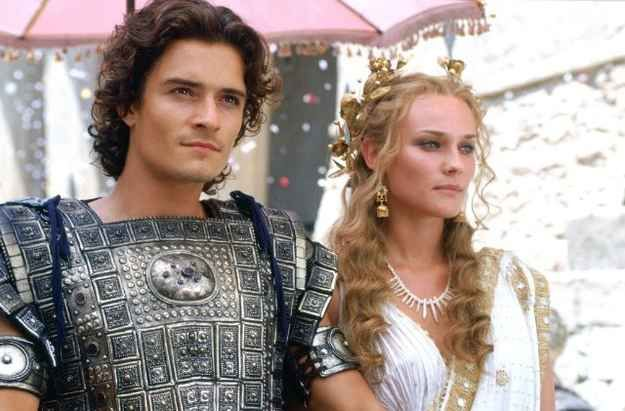 when did the movie troy come out