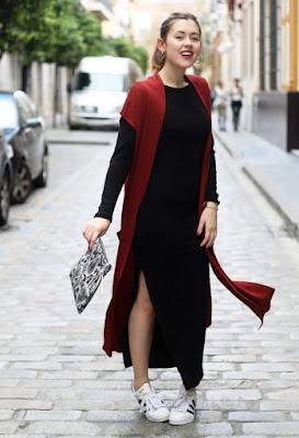 Vestidos Largos Casuales 2017