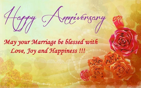 Short Wedding Anniversary Wishes & Messages For Sister & Brother in Law