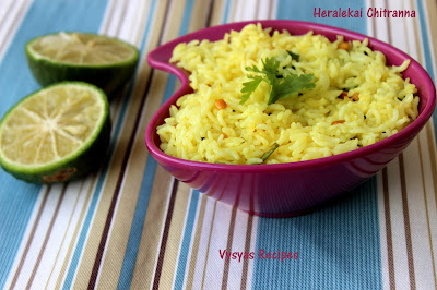 Citron Rice
