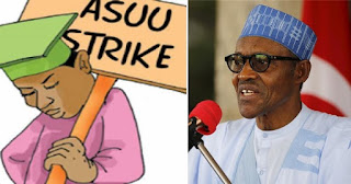 ASUU STRIKE: FG Begs Union to Call off Strike